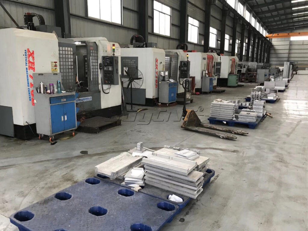 Buycnc Machine Assembly Plant