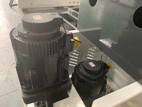 quartz stone countertop cnc machine Servo motor