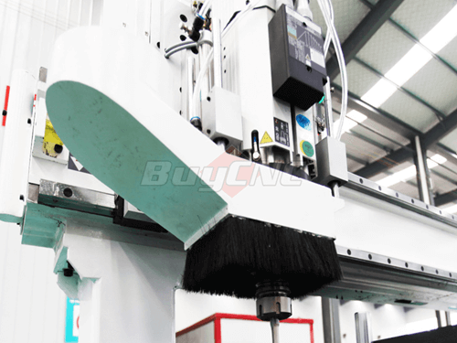 9KW High Frequency Automatic Tool Changer Spindle