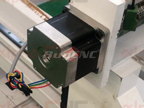 Drive Motors of desktop 5 axis cnc