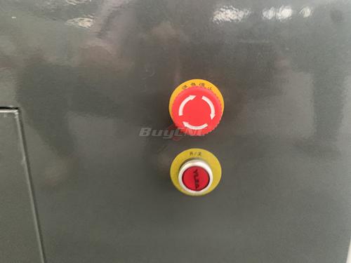 Emergency stop & Power Switch
