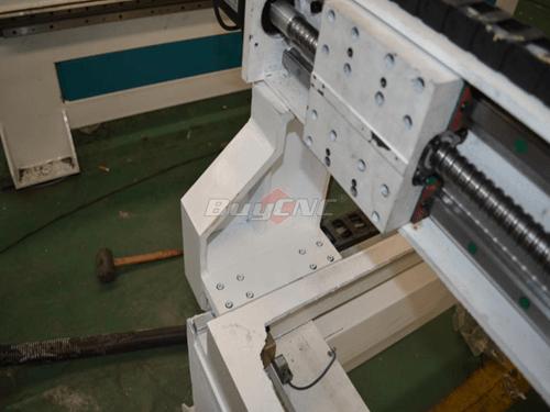 Hiwin Square Rail&High Precision Ball Screw