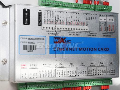 MACH 3 Controller(6 aixs)