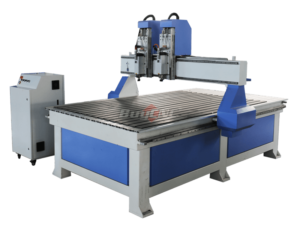 2 spindle CNC Router05
