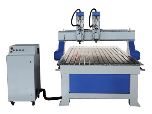 2 spindle CNC Router07