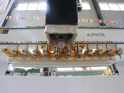 8-position Tool Rack