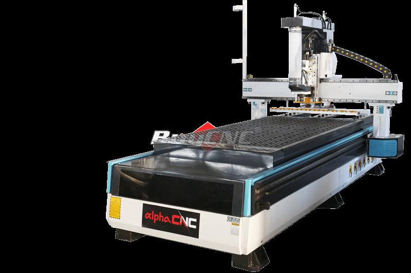APS-1325-ZK CNC Machine CNC ATC pour armoire Nesting02