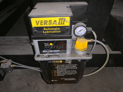 American Bijur Delimon Automatic lubrication system