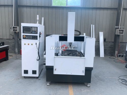 CNC Router milling machine for metal mold 01 (1)