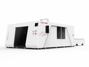 Fiber laser cutters