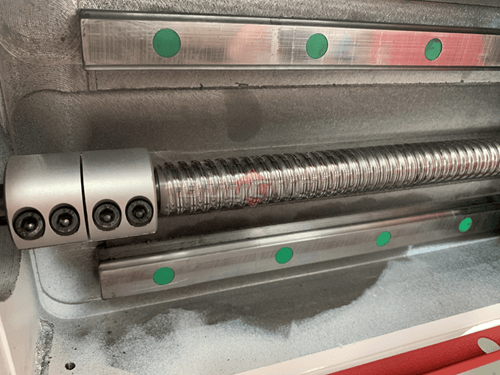 Hiwin Square Rail&High Precision Ball Screw