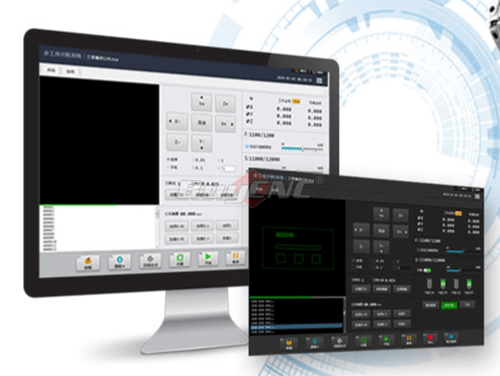 NC60A Industrial Controller