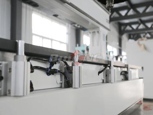 Pneumatic Material Alignment Stops
