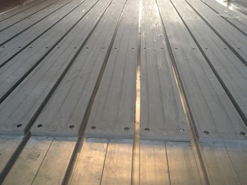 Thick Aluminum & Hard PVC T-Slot Table