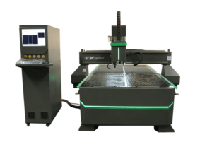 CCD CNC Router Oscillating
