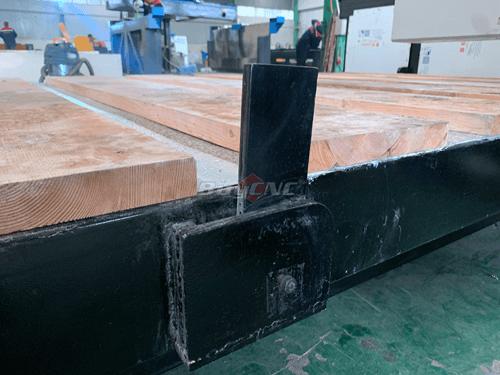 Material Leaning block