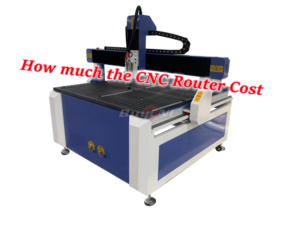 how much cnc router cost