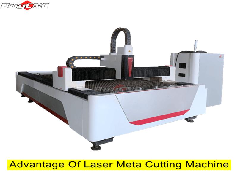 Advantage of cnc laser cutter